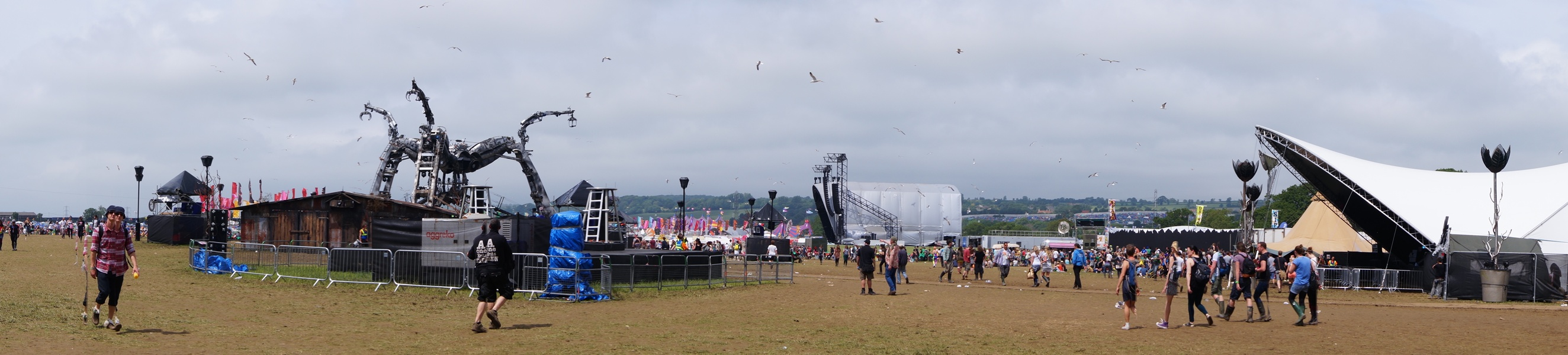 Arcadia i Other Stage