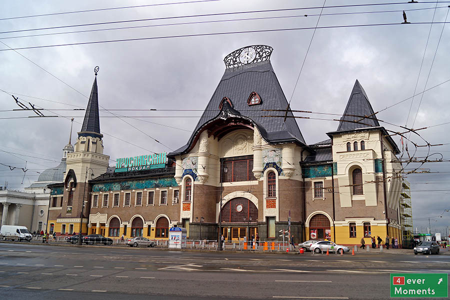 Dworzec Jaroslawski