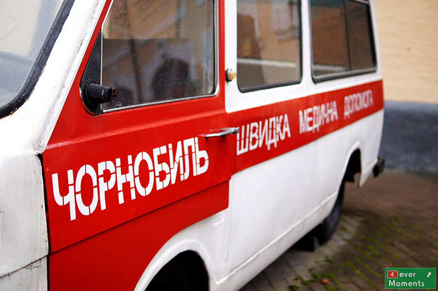 Karetka Czarnobyl