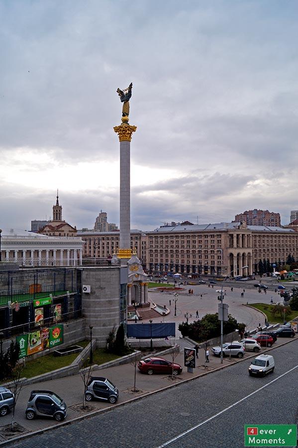 pomnik Archaniola Michala