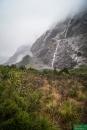 W drodze do Milford Sound